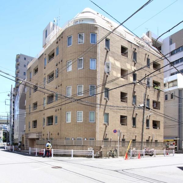 東京都住宅供給公社本村町住宅1号棟