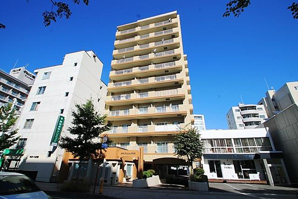 チサンマンション円山3