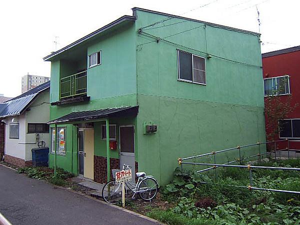 原アパート