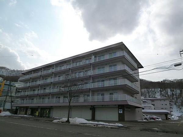 マンションサニークレスト札幌