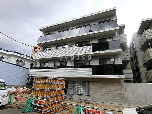 札幌市中央区南六条西のマンション