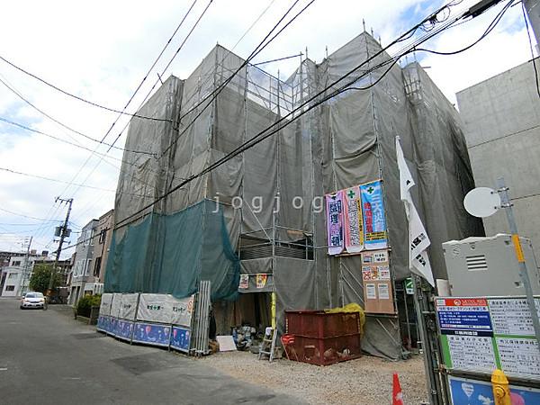 札幌市白石区菊水二条のマンション