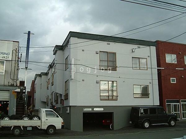 コーポ東札幌