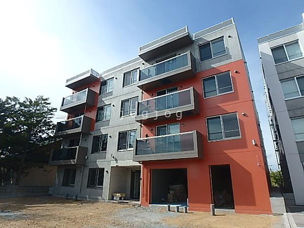 札幌市厚別区厚別西一条のマンション