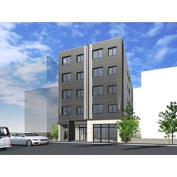 札幌市中央区北一条西のマンション