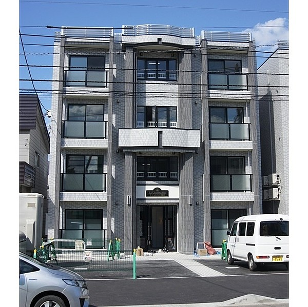 ラ・シャルモント東札幌