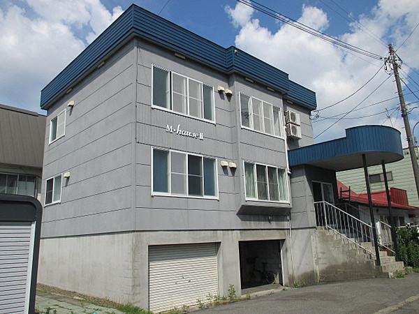 M・ハウス2