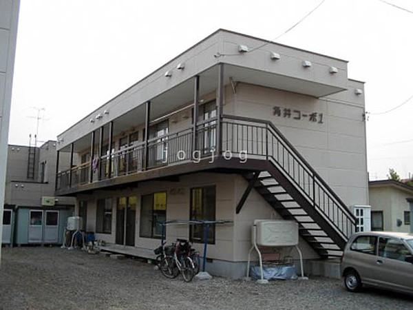 角井コーポ1