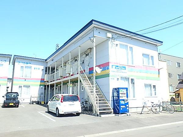 M&Yレヂデンス旭川大学前2号館