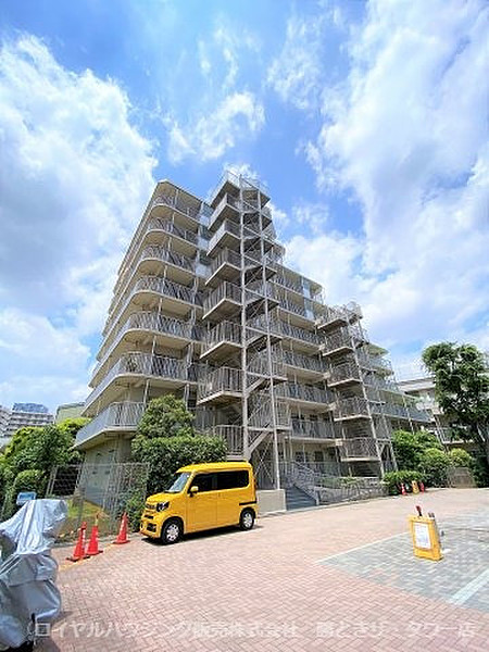 汐浜サンハイツ3号棟
