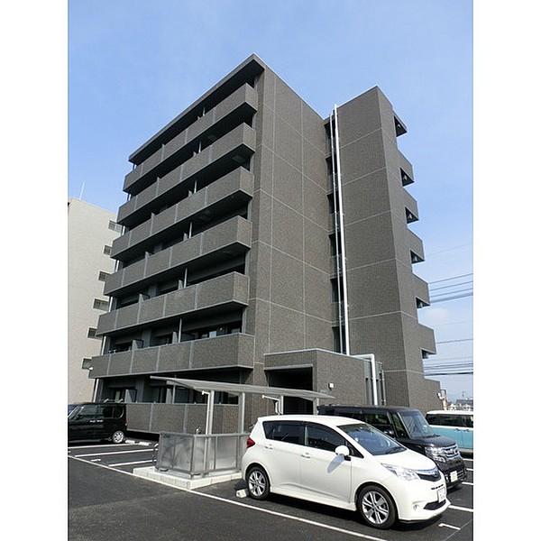 熊本市南区近見のマンション