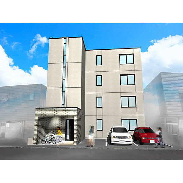 札幌市中央区南五条西のマンション