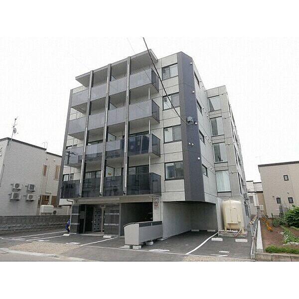 札幌市厚別区厚別中央四条のマンション