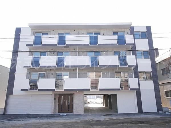 札幌市中央区南十四条西のマンション