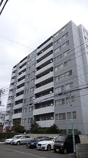 日商岩井サニー南四条第2マンション