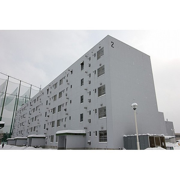 ビレッジハウス上野幌2号棟