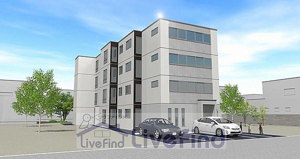 札幌市豊平区月寒東二条のマンション