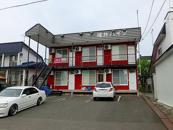 神楽岡5・7福井ハイツ