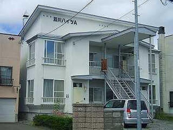 石川ハイツA