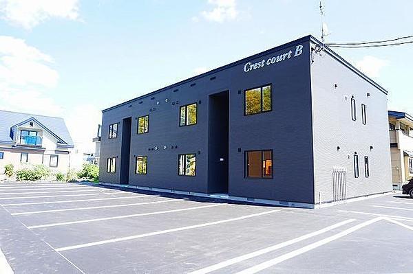 Crest court B棟