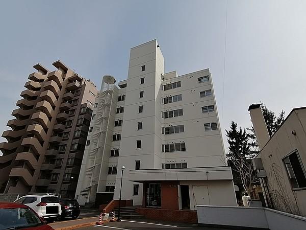 ライオンズマンション円山第2