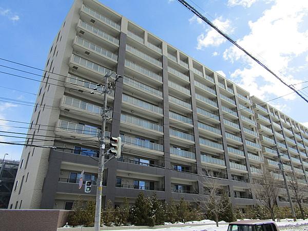 D'グラフォート東札幌Vガーデン