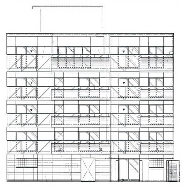 仮)N6W20マンションA棟