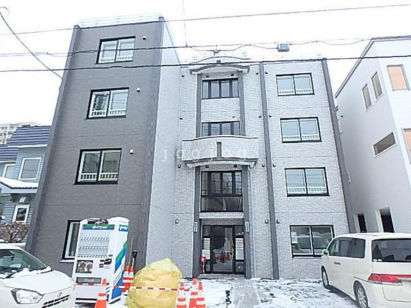 札幌市白石区南郷通のマンション