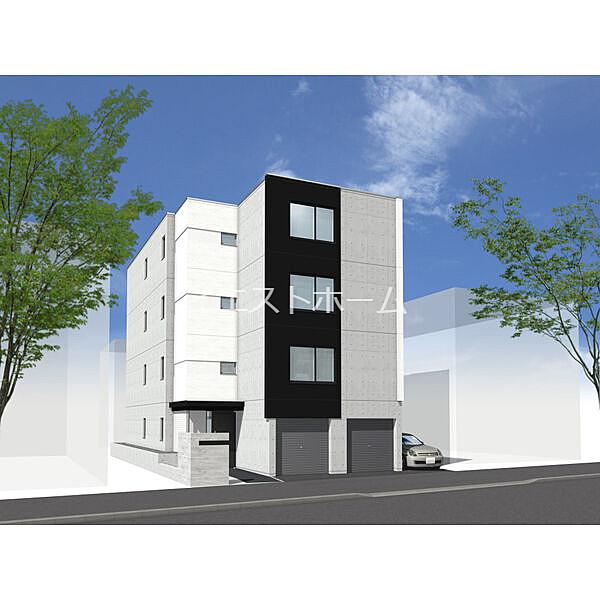 札幌市白石区本通のマンション