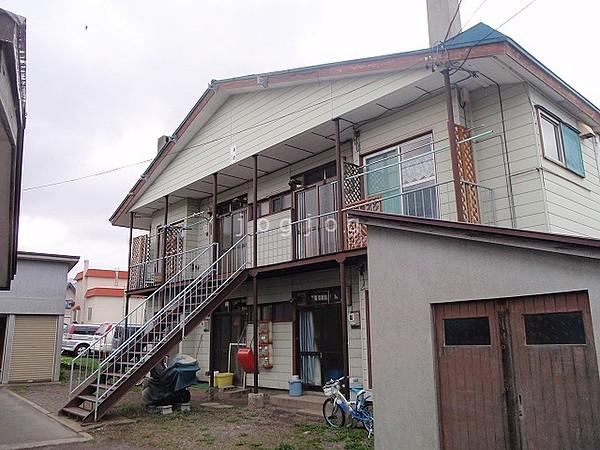 播摩アパート