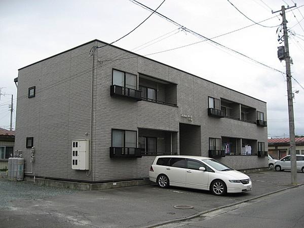 あさぬまアパート3号館